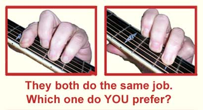 f chord image